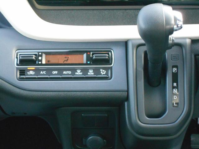 G 登録済未使用車 スズキセーフティサポート 左側電動スライドドア プッシュスタート(16枚目)