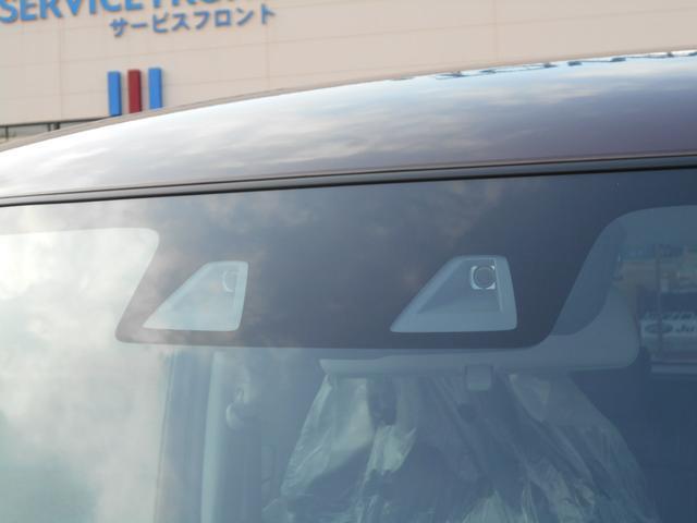 G 登録済未使用車 スズキセーフティサポート 左側電動スライドドア プッシュスタート(19枚目)