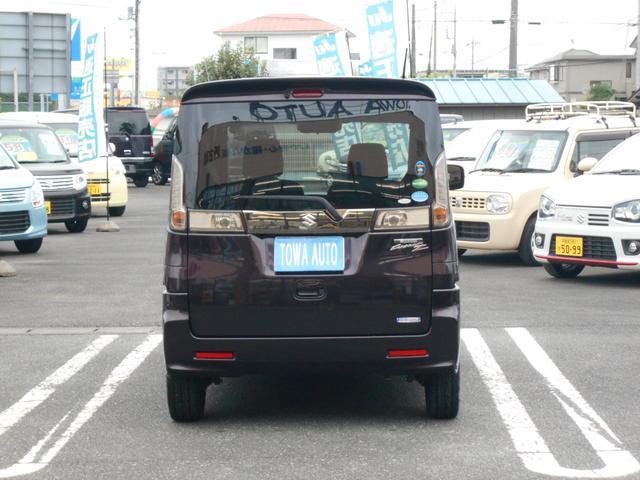 ターボ デュアルカメラブレーキサポート装着車 左側電動スライドドア ワンオーナー ナビ(6枚目)
