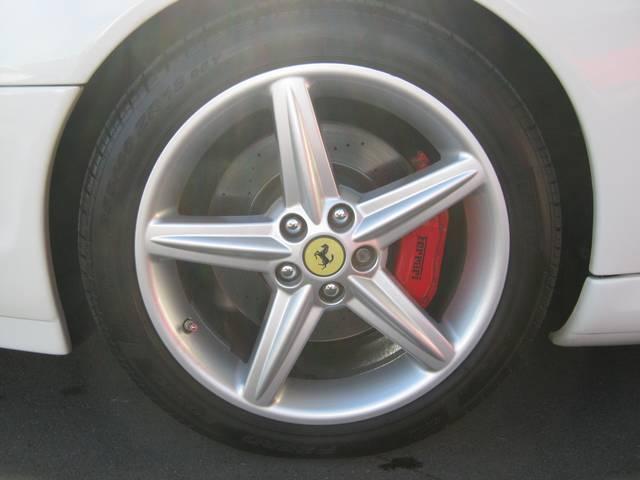 フェラーリ フェラーリ 575 M マラネロ F1 左ハンドル ディーラー車