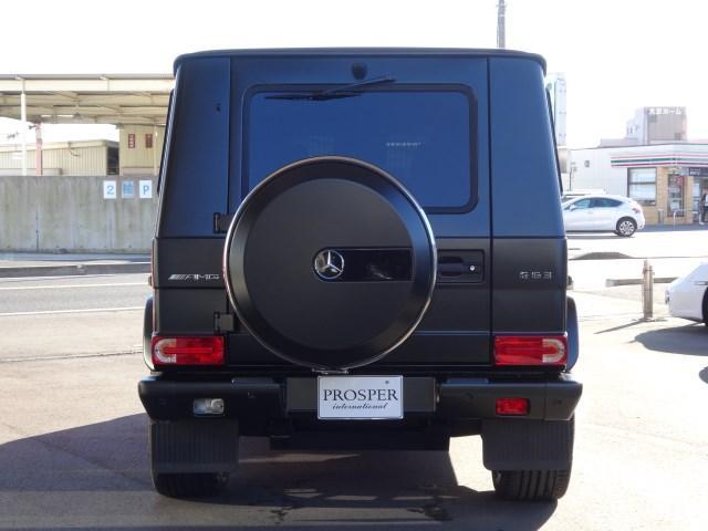 メルセデスAMG メルセデスAMG G63 デジーノインテリア カーボンパッケージ 左H D車