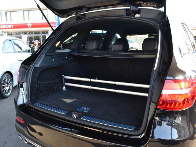 メルセデス・ベンツ M・ベンツ GLC250 4マチック スポーツ 右ハンドル ディーラー車