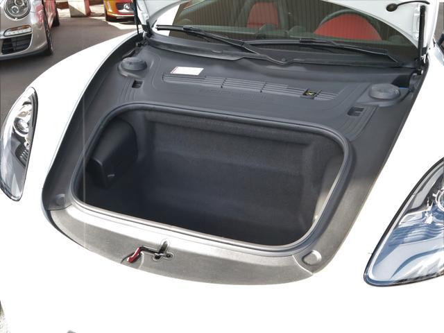 718ボクスター 2.0 6MT レザーPKG 左H D車(17枚目)