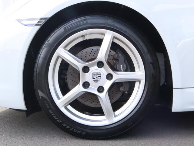 718ボクスター 2.0 6MT レザーPKG 左H D車(19枚目)