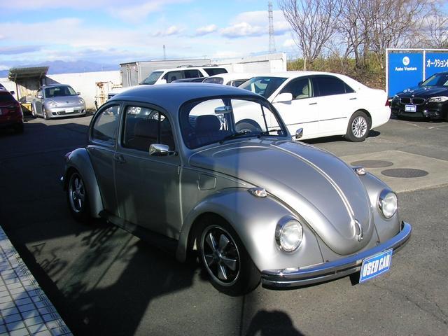 「フォルクスワーゲン」「VW ビートル」「クーペ」「群馬県」の中古車5