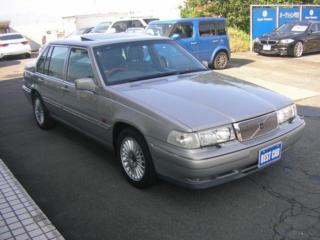 「ボルボ」「960」「セダン」「群馬県」の中古車5