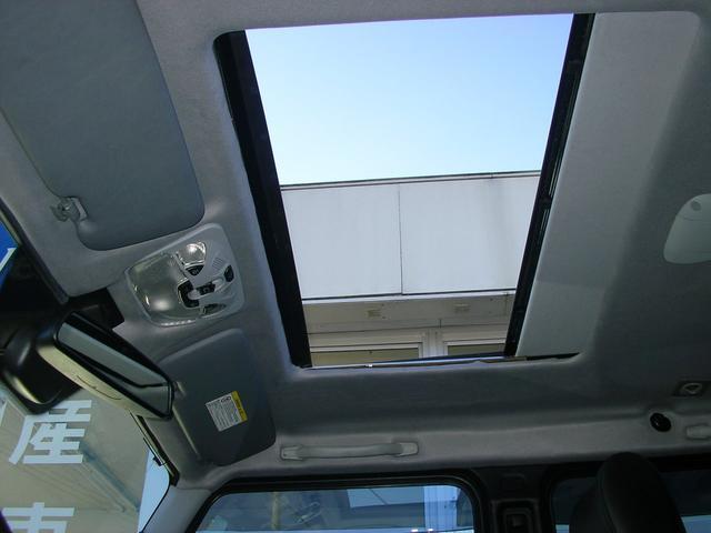 G55 AMGロング AMG G55コンプレッサー 黒革 サンルーフ 左ハンドル G63仕様バンパー シートヒーター 社外ナビTV ETC LEDスカッフプレート スペアキーレス 保証書 取説 記録簿(15枚目)