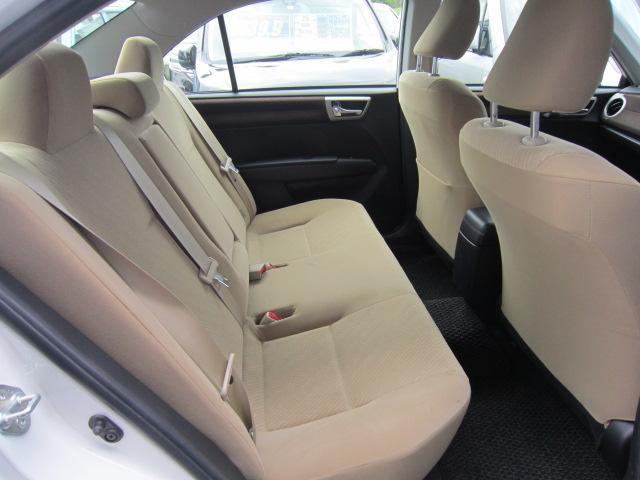 トヨタ カローラアクシオ 1.5G 4WD キーレス ETC 社外アルミ