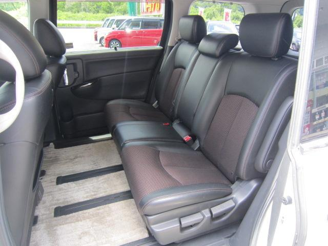 日産 エルグランド 250ハイウェイスターアーバンクロム 4WD 後席モニター