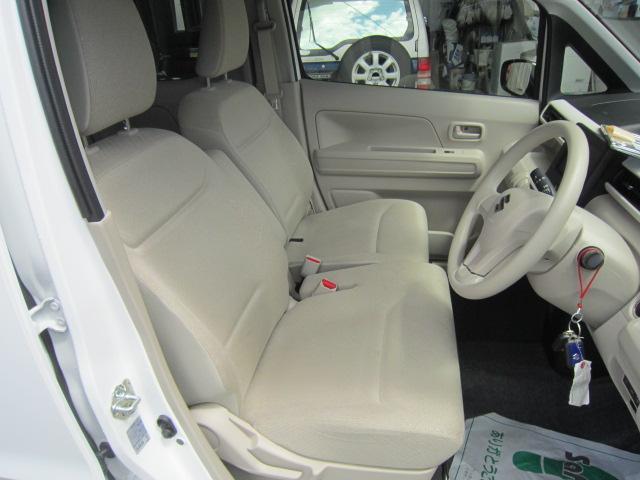 スズキ ワゴンR ハイブリッドFX セーフティP 2WD シートヒーター