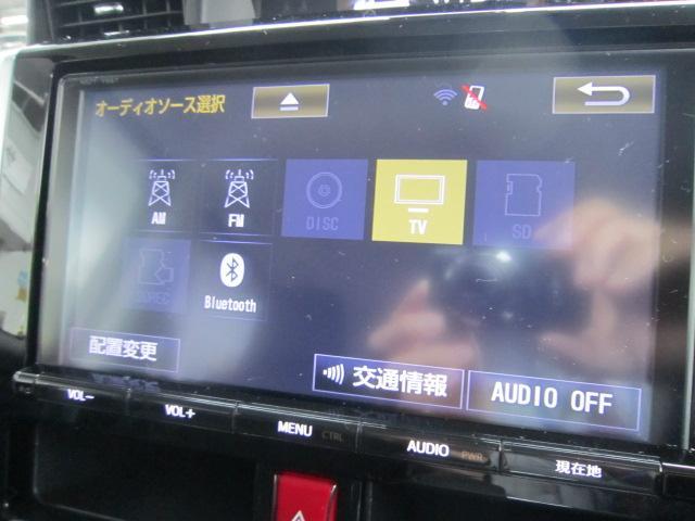 トヨタ タンク カスタムG S 4WD ナビTV ETC 両側パワースライド