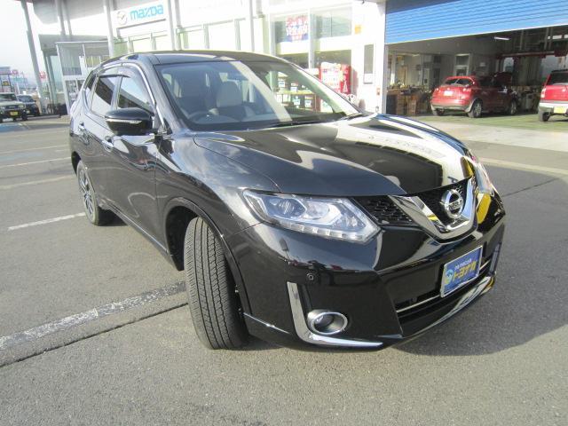 モード・プレミア 4WD エマージェンシーB フルセグナビ(3枚目)