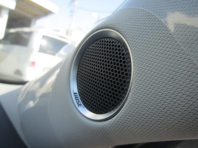 ★BOSEサウンドシステム★豊かな重低音を生むベースボックス・スピーカー!上質で広がり感のあるダイナミックなサウンドです!