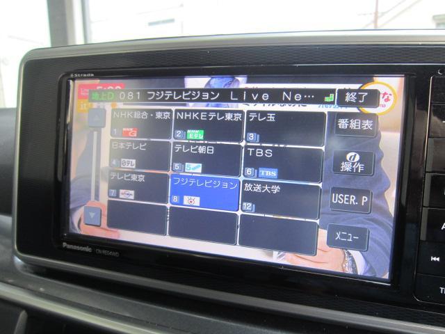 アクティバG SAIII 4WD フルセグナビ Bカメラ(10枚目)
