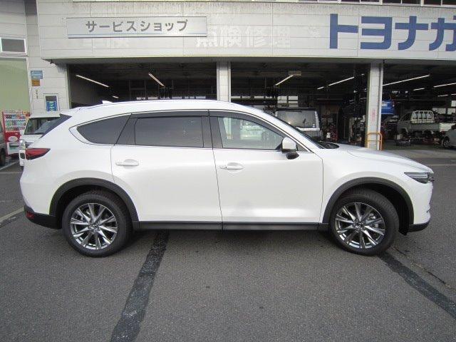 「マツダ」「CX-8」「SUV・クロカン」「群馬県」の中古車5