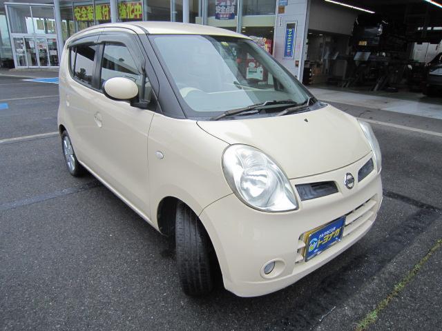「日産」「モコ」「コンパクトカー」「群馬県」の中古車3