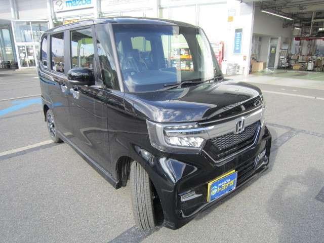 「日本にベストな新しいのりものを創造したい」という思いを込めた軽乗用車「N」シリーズの第一弾モデル「N BOX」のエアロパーツをセットにした「N BOXカスタム」