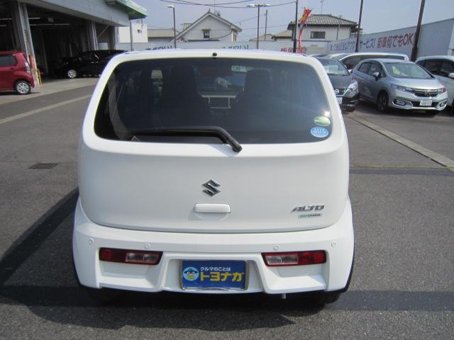 S 4WD 軽減ブレーキ HID シートヒーター デモカー 4WD  ナビTV 前後軽減ブレーキ HIDライト シートヒーター パーキングセンサー オートハイビーム キーレスキー(7枚目)