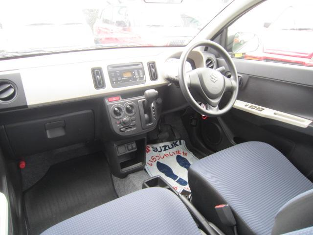 L 4WD 前後軽減ブレーキ キーレス CDステレオ パーキングセンサー シートヒーター オートライト アイドリングストップ(9枚目)