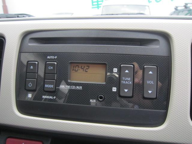 L 4WD 前後軽減ブレーキ キーレス CDステレオ パーキングセンサー シートヒーター オートライト アイドリングストップ(11枚目)