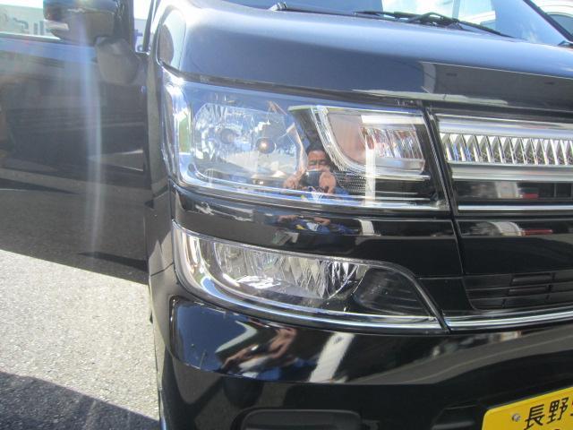 ハイブリッドFZ 4WD セーフティパッケージ LEDライト 前席シートヒーター プッシュスタート 純正エアロ 純正アルミ オートエアコン エコクール ハイビームアシスト 車線逸脱警報(22枚目)