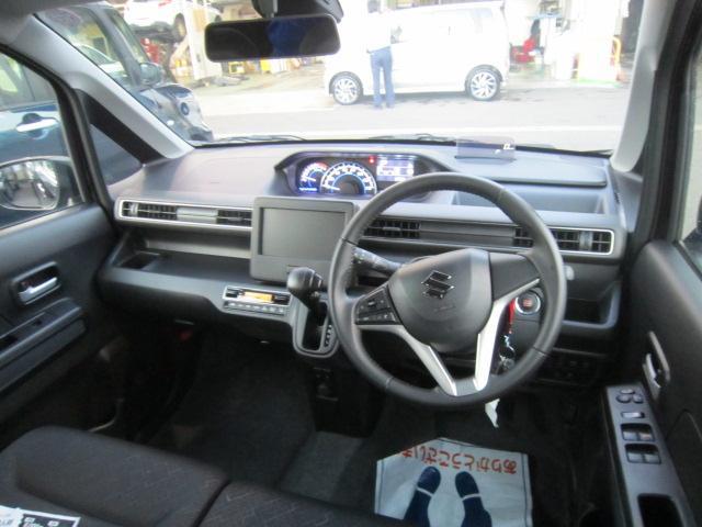 ハイブリッドFZ リミテッド 4WD 衝突軽減ブレーキ 25周年特別仕様車 純正15インチアルミ LEDライト 前席シートヒーター プッシュスタート オートエアコン エコクール(10枚目)