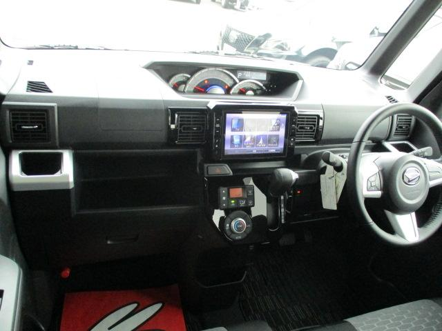 GターボリミテッドSAIII 4WD 8インチナビTV パノラマモニター 前後ドライブレコーダー 両側電動スライド シートヒーター LEDライト フォグランプ オートエアコン スマートキー(9枚目)