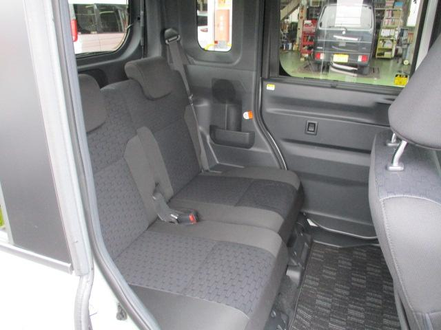 GターボリミテッドSAIII 4WD 8インチナビTV パノラマモニター 前後ドライブレコーダー 両側電動スライド シートヒーター LEDライト フォグランプ オートエアコン スマートキー(26枚目)