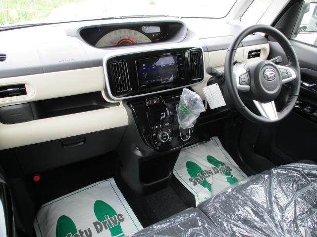 Xブラックインテリアリミテッド SAIII 4WD フルセグナビ パノラマモニター ドライブレコーダー 両側電動スライド フォグランプ オートライト オートエアコン スマートキー セキュリティアラーム パーキングセンサー 電動格納ドアミラー(9枚目)