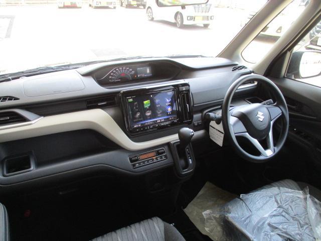 G 4WD セーフティサポート 純正10インチナビTV バックカメラ ビルトインETC パワースライド オートエアコン パーキングセンサー スマートキー(9枚目)