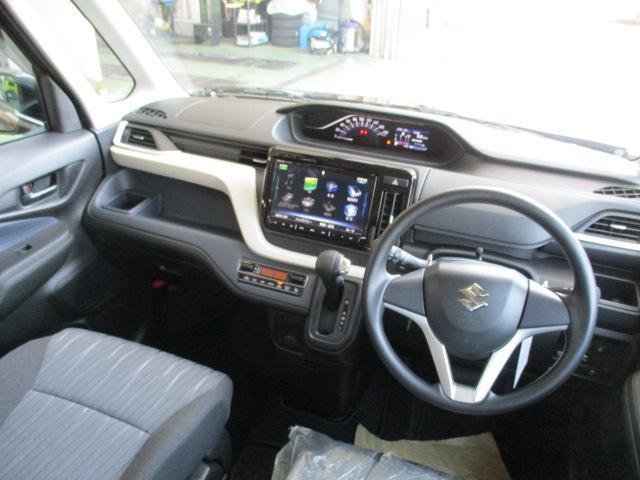 G 4WD セーフティサポート 純正10インチナビTV バックカメラ ビルトインETC パワースライド オートエアコン パーキングセンサー スマートキー(10枚目)