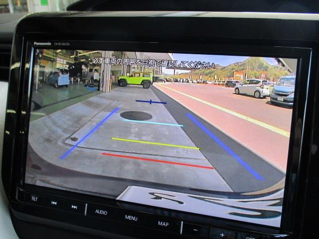 G 4WD セーフティサポート 純正10インチナビTV バックカメラ ビルトインETC パワースライド オートエアコン パーキングセンサー スマートキー(12枚目)