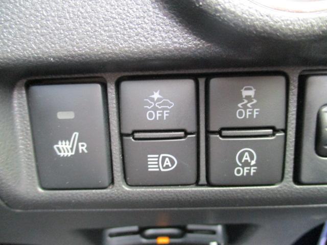 カスタムRS スマートアシスト 4WD ターボ 軽減ブレーキ 純正9インチフルセグナビ パノラマモニター シートヒーター ビルトインETC LEDライト フォグランプ オートライト オートエアコン スマートキー プッシュスタート(16枚目)