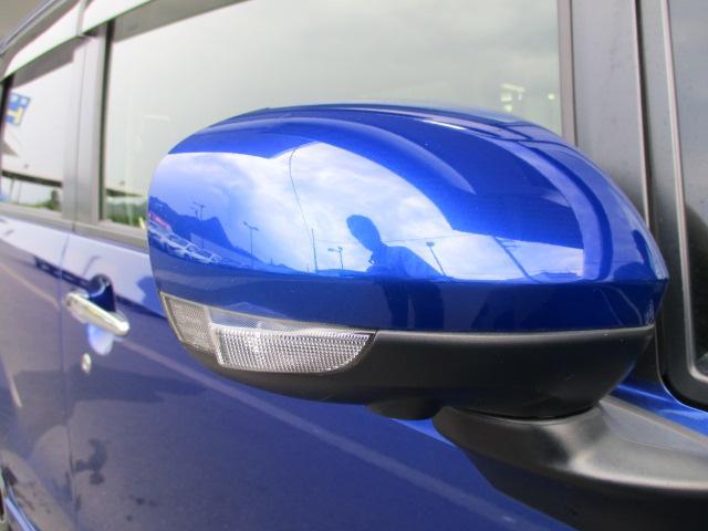 カスタムRS スマートアシスト 4WD ターボ 軽減ブレーキ 純正9インチフルセグナビ パノラマモニター シートヒーター ビルトインETC LEDライト フォグランプ オートライト オートエアコン スマートキー プッシュスタート(27枚目)