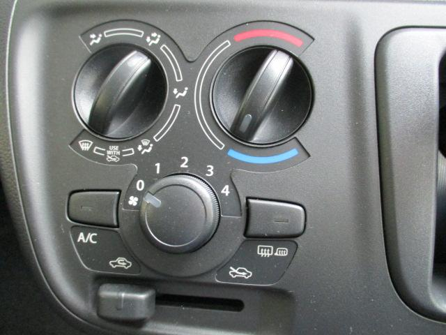 FA 4WD スズキセーフティサポート 衝突軽減ブレーキ キーレスキー シートヒーター CDステレオ オートライト オートハイビーム リヤパーキングセンサー 車線逸脱警報装置 先行車発進お知らせ機能 盗難警報装置(12枚目)