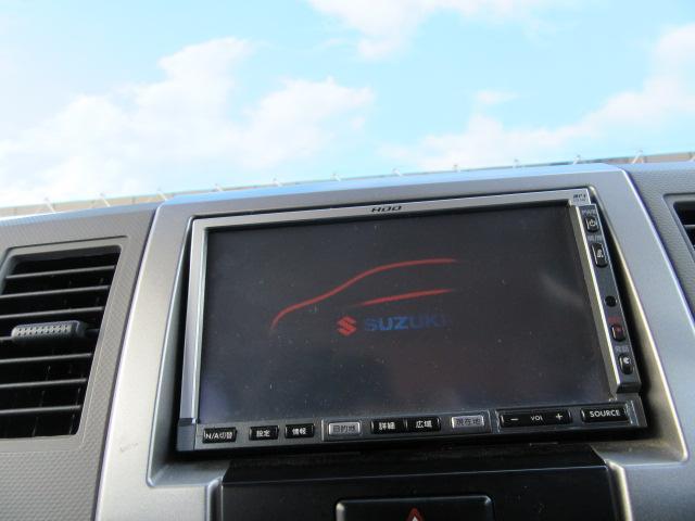 スズキ ワゴンR ナビスペシャルターボ バックカメラ ETC オートAC