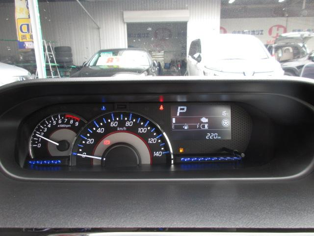 スズキ ワゴンRスティングレー ハイブリッドT レーダーブレーキ HUD パドルシフト