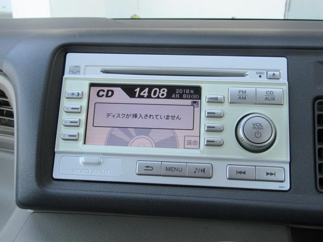 ホンダ ライフ パステル バックカメラ付CD