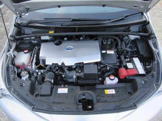 エンジン、アクセル機関など安心の自社整備工場でオイル交換、点検・整備してからお渡しいたします♪安心な長期ホリエオート2年、3年保証も扱っております。