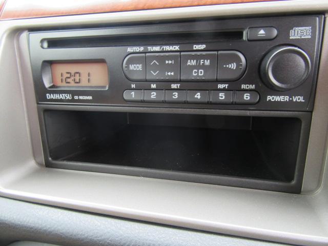 プレミアムL ウッドステアリング 木目パネル キーレス CD(11枚目)