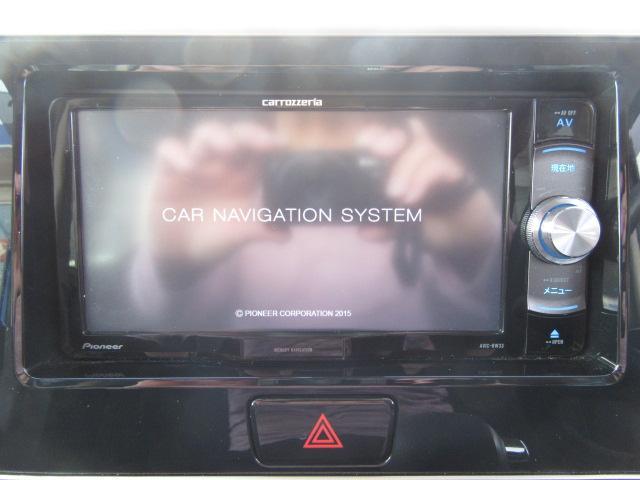 お出かけ時に欠かせないナビは流行りのメモリーナビ!CD・DVD再生機能や1セグTV視聴。・SD再生と有能なナビです!