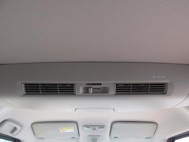 X フルセグナビ 両側電動スライドドア エマージェンシーブレーキ アラウンドビューモニター オートAC インテリキー オート格納ミラー SW付ステア 後席サーキュレーター BT・USB接続 CD再生(12枚目)