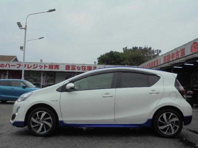 「トヨタ」「アクア」「コンパクトカー」「茨城県」の中古車27