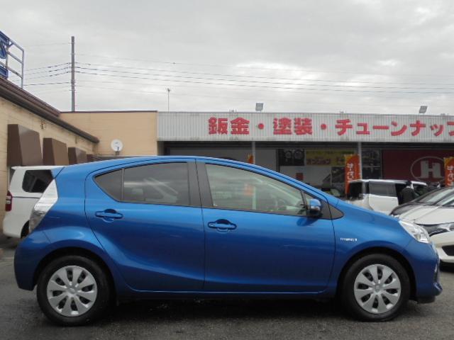 「トヨタ」「アクア」「コンパクトカー」「茨城県」の中古車24