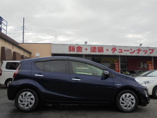 「トヨタ」「アクア」「コンパクトカー」「茨城県」の中古車25