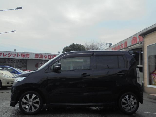 SUZUKI WAGON R STINGRAY