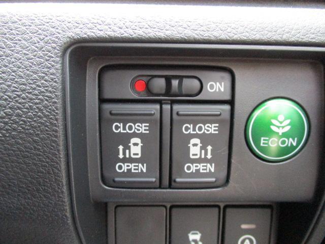 アブソルート・EX インターナビ 両側電動ドア CTBA 半革シート パドルシフト クルコン SW付革巻ステア オート付LED&フォグ 純エアロ&18AW ETC Bカメラ(5枚目)