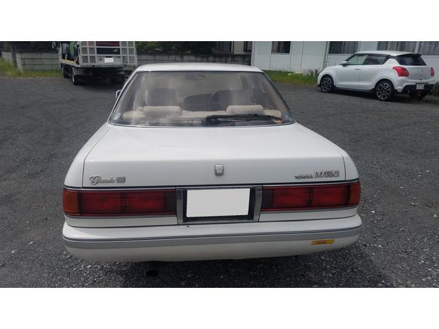 「トヨタ」「マークII」「セダン」「栃木県」の中古車6