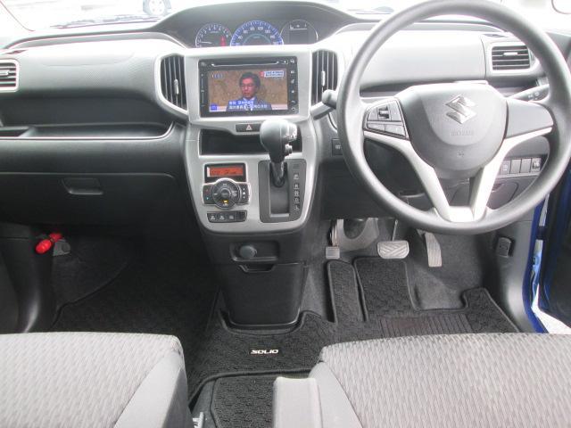 グローブボックスには車検証や書類を整理するのに使ってください!