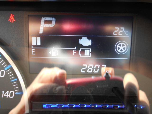 ハイブリッドFZ LEDヘッドライト オートライト プッシュスタート(11枚目)